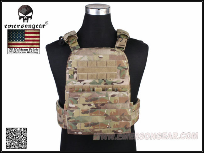 Emerson Adaptive Vest Stock Photo