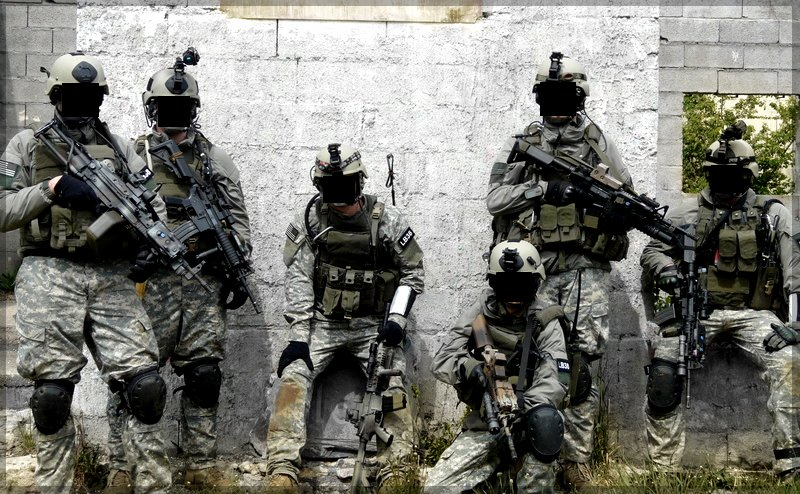 the elite airborne rangers of the united states Acknowledging the fact that a ranger is a more elite soldier who arrives at the  cutting edge of battle  there is an army depending on us for correct information.