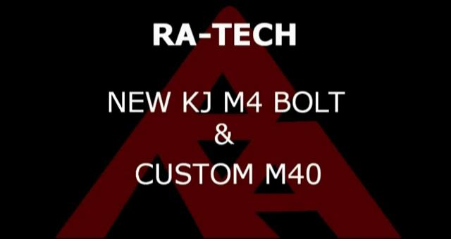 RaTech KJ M4 BOLT