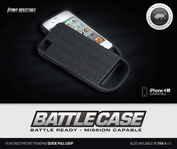 Madbull Airsoft Battlecase iPhone
