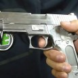 A través de Youtube WE y Tiger111HK nos muestran en vídeo el prototipo de la pistola WE P226.