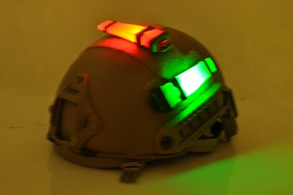 Element E-Lite V-Lite Lights FAST Helmet