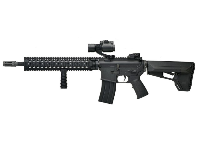 Madbull Airsoft M4 Daniel Defense Lite Rail 12.0