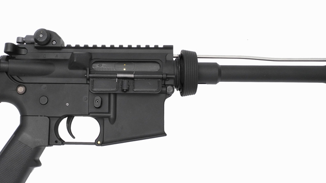 DYTAC M4 AEG outer barrel