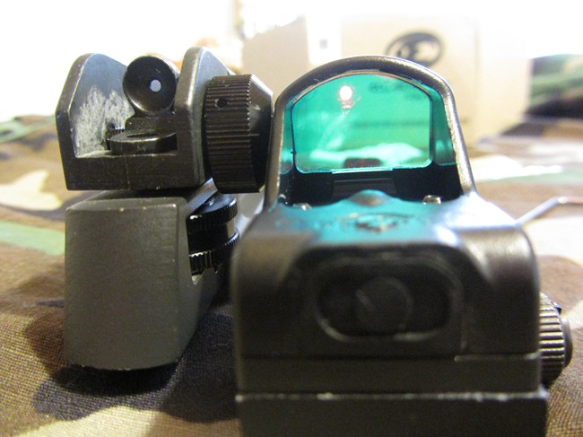 Element MRDS M4 Rear Sight