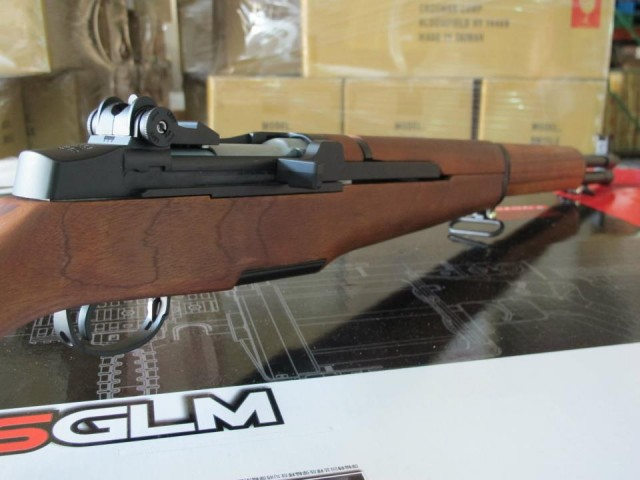 ICS M1 Garand rear sight