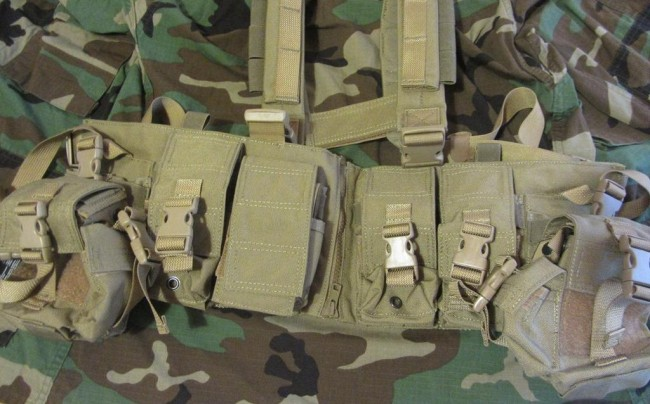 Review Pantac MCR khaki