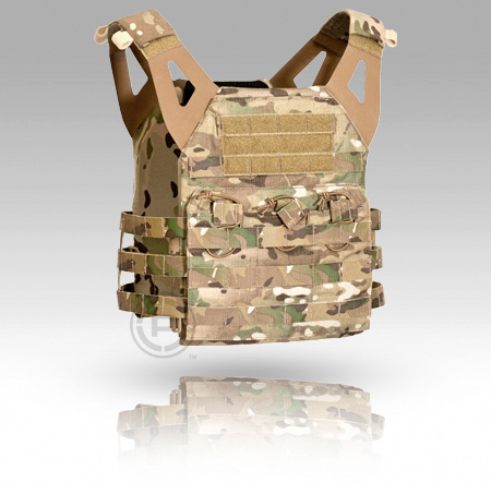 Crye JPC Jumpable Plate Carrier multicam