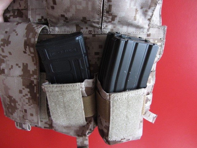 Review FLYYE 6094K mag pouches