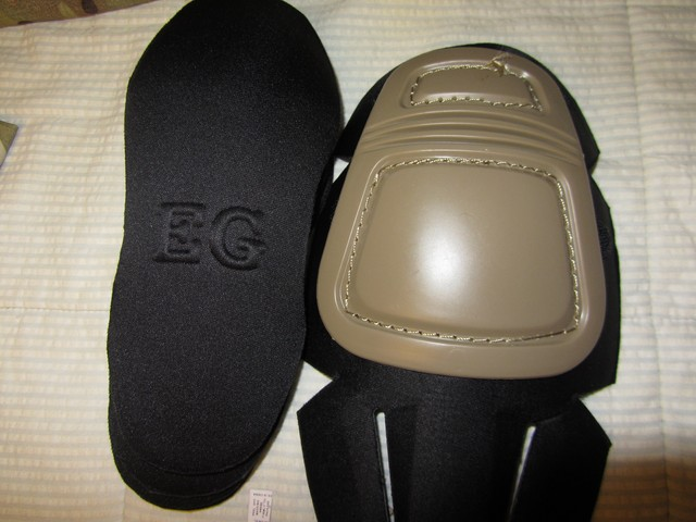 Evolution Gear knee elbow pads