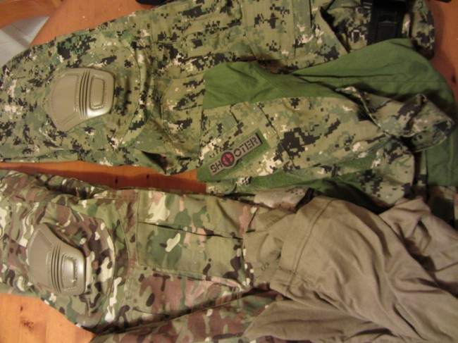 Review Evolution Gear Uniform AOR2 Multicam Gen3