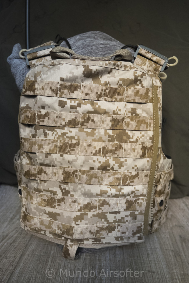NCPC MOLLE Detail