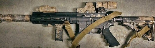 DevGru HK416 Remington Rail