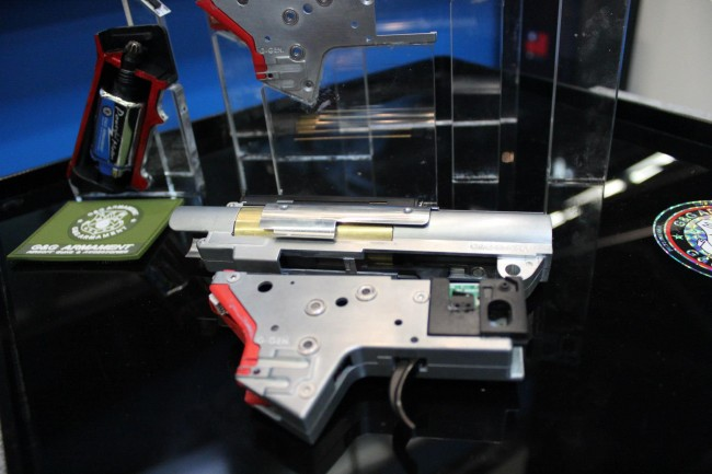 G&G G-Box Electronic modular AEG gearbox