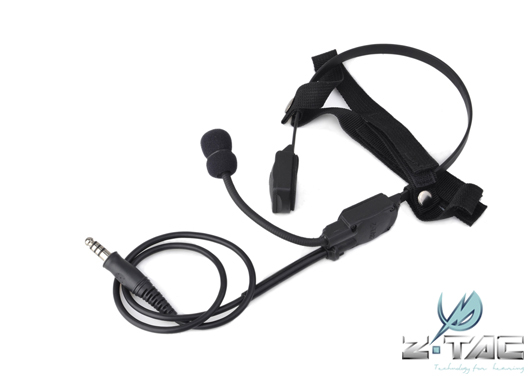 ZTACTICAL bone headset