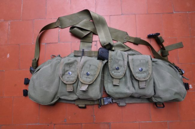 Chest rig 1879A repro