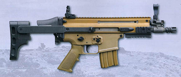 FN SCAR PDW
