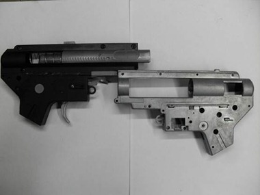 ghk gbb gearbox