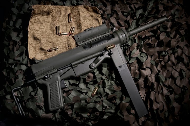 Ares M3 Grease Gun EBB