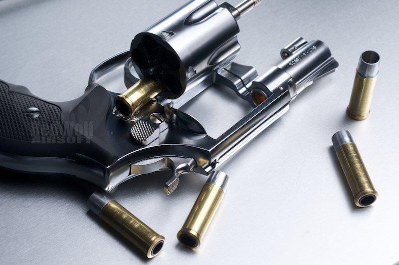 S&W marushin revolver