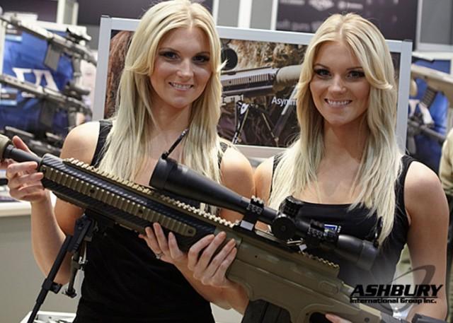 Vega Force Company APO ASW338 Shot Show