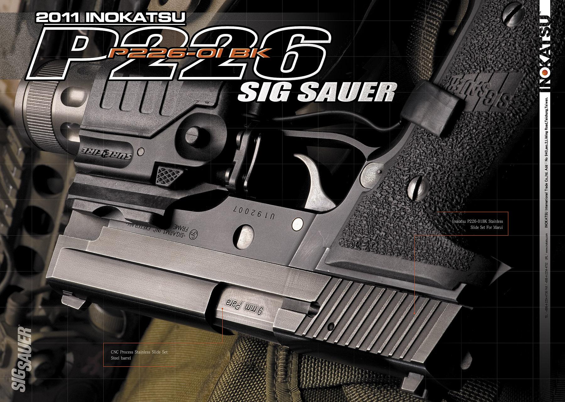 Inokatsu P226 kit