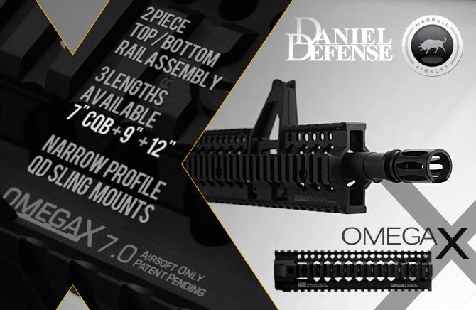 Madbull daniel Defense Omega X