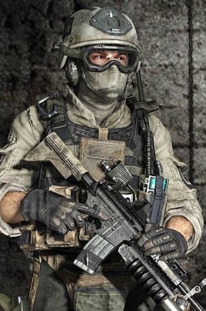 Soldado Task Force 141