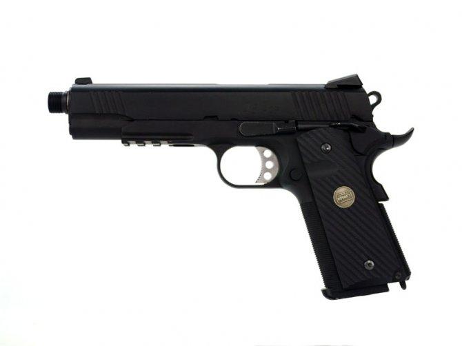 Doublestar 1911 DSC Combat Pistol SOCOM Gear