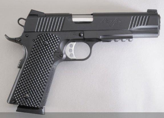 doublestar1911 dsc combat pistol