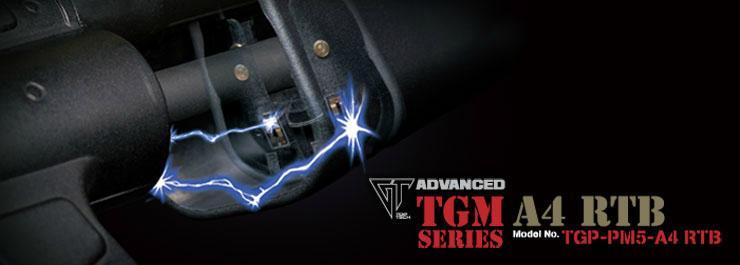 G&G TGM A4 MP5 battery