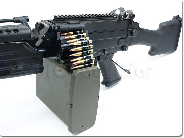 G&P M249 Marine Airsoft AEG