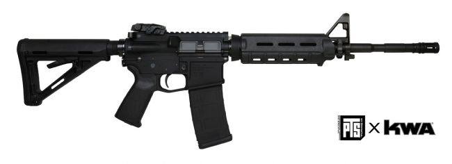 KWA M4 MAGPUL PTS Edition
