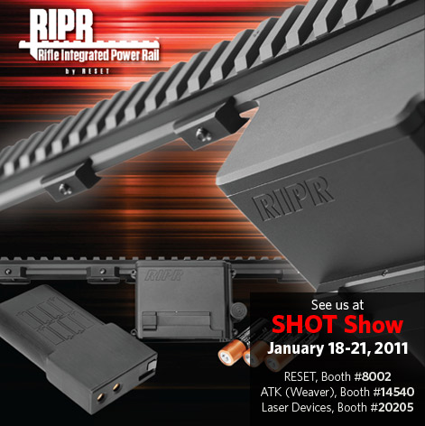 RESET Rifle Integrated Power RIPR