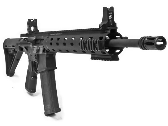 Daniel Defense Modular Float Rail 12.0