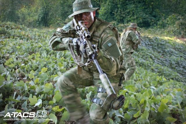 A-TACS FG uniforme