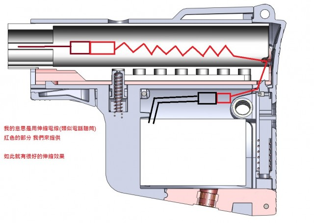Madbull Airsoft Troy Battle AX CQB blueprint