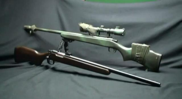 RaTech M40 sniper rifle