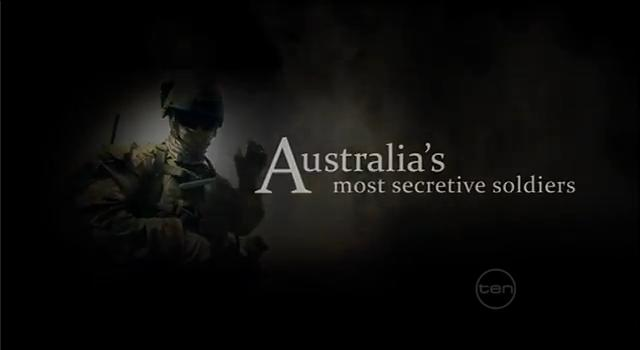 Tour of Duty Australia Secret War