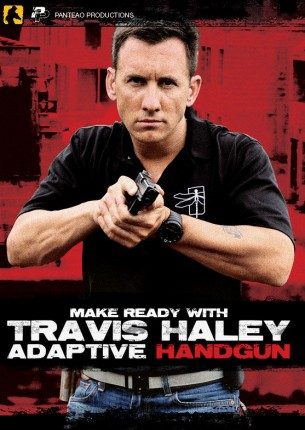 Travis Haley Adaptive Handgun