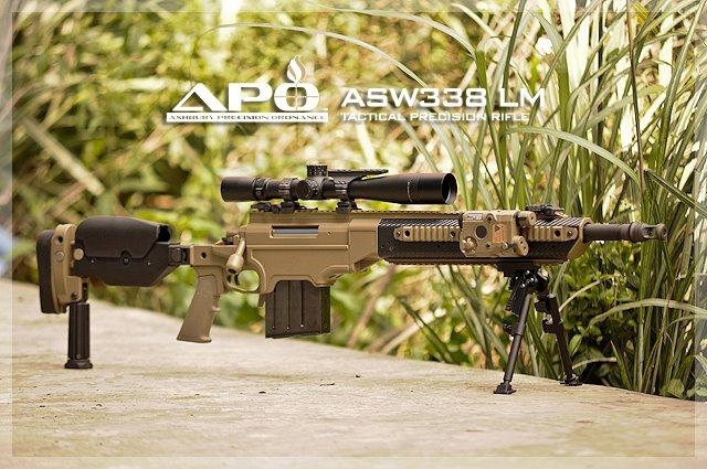Vega Force Company APO ASW338