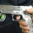 A través de Youtube WE y Tiger111HK nos muestran en vídeo el prototipo de la pistola WE P226.