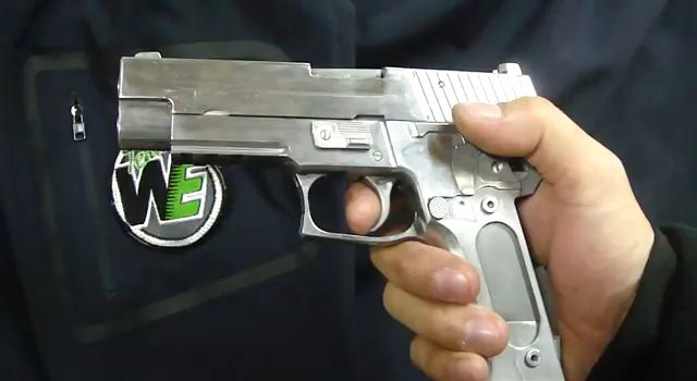 WE P226 Prototype