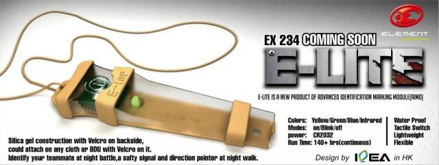Element E-Lite V-Lite