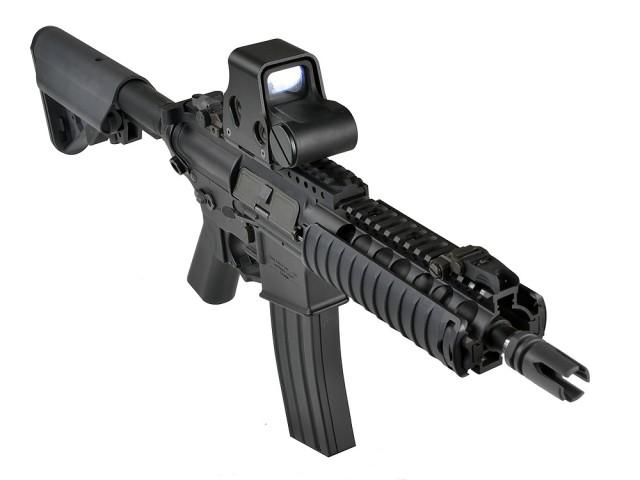 Madbull Airsoft MAX Tactical RASFIX IV M4