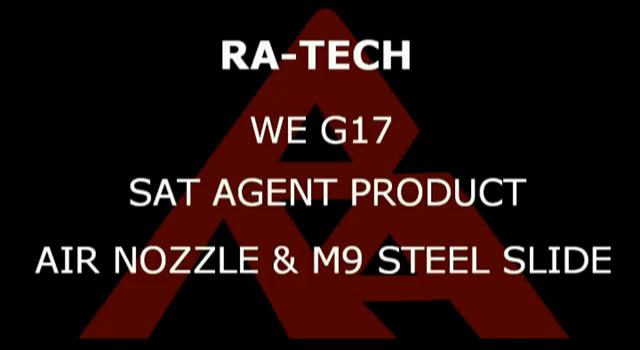 Review WE G17 RaTech