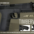 SOCOM Gear nos presenta su nuevo proyecto de pistola totalmente licenciada: la SOCOM Gear TimberWolf.