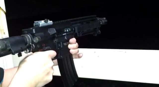 Vega Force Company HK416C GBB