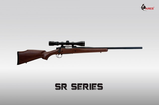 ARES SR Series Sniper Rifle