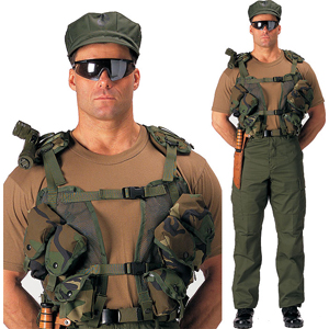 Enhanced Load Bearing Vest LBV